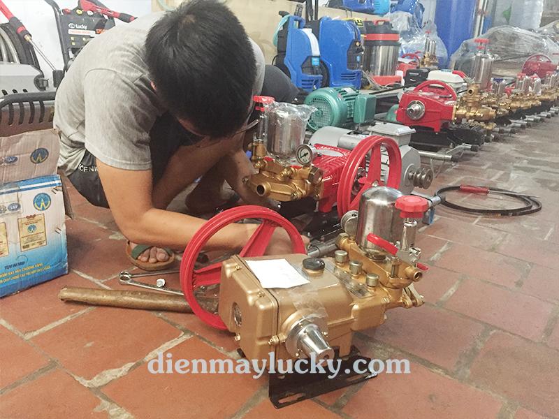 sửa máy rửa xe máy