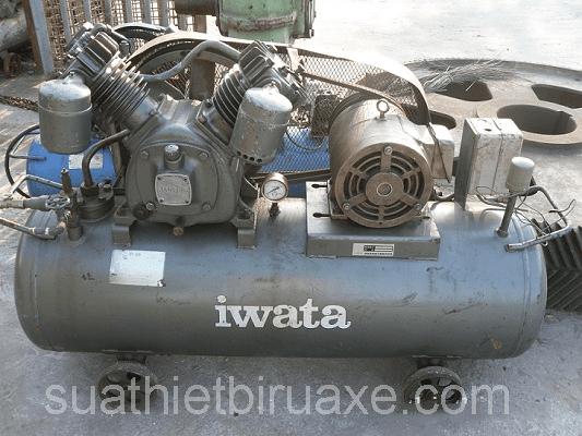 máy nén khí piston cũ